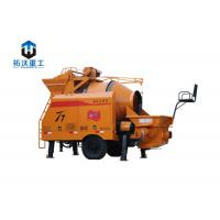 Buy cheap Durable Concrete Mixing And Pumping Machine 40mm Max Diameter Aggregates from wholesalers