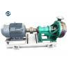 China Horizontal Single Stage Centrifugal Pump , Electric Centrifugal Chemical Pump wholesale