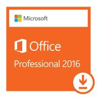 Buy cheap Microsoft Office 2016 Professional For Windows PC1024 X 768 Resolution Required from wholesalers