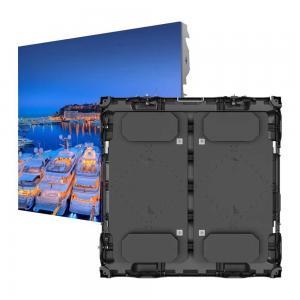 China P4 Light Super Slim Digital Led Display Board Full Color Die - Casting For Concert wholesale