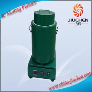 China Horno de fusión de cobre económico de alta calidad de JC pequeño para la fusión del metal wholesale