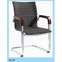 China 2014 office armchair/ rattan chair/ wicker metal chair wholesale