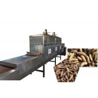 China Microwave Electricity Microwave Black Soldier Fly Larvae Dryer Machine wholesale