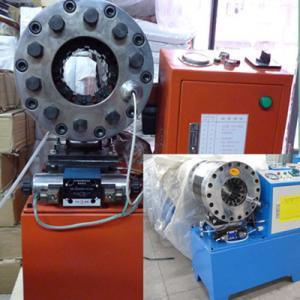 China Hydraulic Crimper Tool Super-thin Hose Swaging Machine on sale