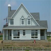 China Light Integrated Prefabricated Villa/ Mobile Container House/ Steel Cont Light steel villa wholesale