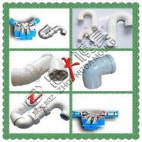 plastic pipe fitting mould 002