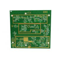 China Laminate Rogers 3003 2 Layer PCB Substrate High Frequency Printed PCB Board on sale