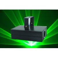 China 50MW Green Disco Laser Light , Animation / Club party DPSS Laser Lighting on sale