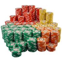 China Metal Poker Card Chips for Poker King Club wholesale