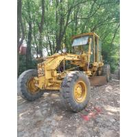 China Used motor grader  caterpillar 140g 14g 12g second hand graders for sale form usa japan wholesale
