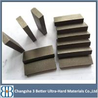 China China factory 400mm 600mm 800mm granite cutting diamond blade segment for stone cuttng disk wholesale