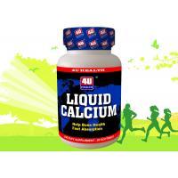 Vitamin & minerals supplement Calcium Softgel liquid calcium 90 softgels
