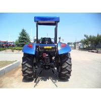 China High Power Engine DQ1204 Compact Diesel Tractor With Hydraulic Steering Direct Injection wholesale