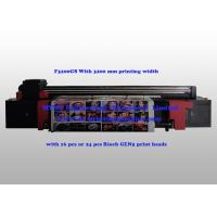 Buy cheap Large Format Digital Color Roll To Roll Printer UV Inks For Light Advertising from wholesalers