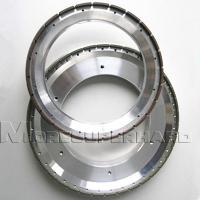 Buy cheap Back Grinding Wheels for Silicon Wafer,Diamond Backgrinding Wheel from wholesalers