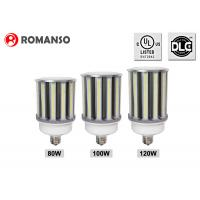 Buy cheap 150lm/W High Bay Corn LED Lights 80w 100w 120w With 2700K-6500K Color Temperature from wholesalers