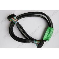 China Industrial Monitor Transmission Wire Harness , JST Single Core Communication Cable wholesale