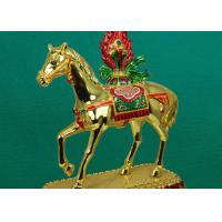 China Zinc alloy horse ornaments for home decoration,horse furnishings wholesale