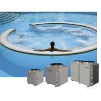 China Commercial Hot Water Heat Pump From 7KW - 82KW High COP Air Source Heat Pump on sale