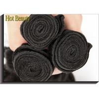 China Brazilian Virgin Human Hair Extensions Silky Straight 10 Inch 20 Inch 30 Inch Soft Touch on sale