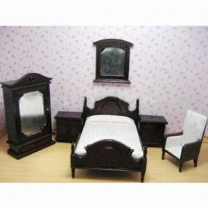 China Dolls house furniture, measures 35.5x23.5x11.5cm wholesale