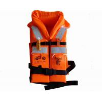 China Baby / Kids Foam High Visibility Life Jackets wholesale