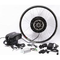China Customized 800w Brushless and Gearless Motor package for Electric Bicycle on sale