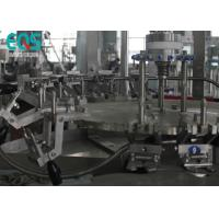 Buy cheap Plastic Bottle Carbonated Drink Filling Machine Mediun Capacity Production Machinery from wholesalers