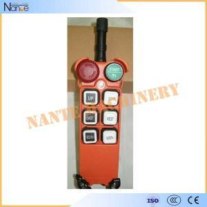 China F21-E1 6 Single Step Pushbuttons Wireless Hoist Remote Control 156x61x51mm wholesale