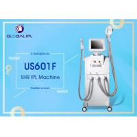 China 4000w Laser Hair Removal Device / SHR IPL Multifunctional Beauty Machine wholesale