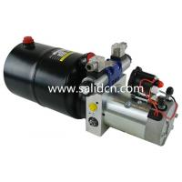 China 2.2KW Hydraulic Power Pack Suit for Car Hoists with 10L Oil Tank wholesale