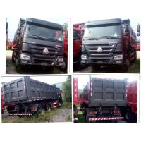 China China Best Dump Truck Sinotruk HOWO Series Tipper Truck 6*4 ZZ3257N3241 With Best Price and Good Quality For Sales wholesale