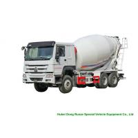 China Howo 6x4 Concrete Transit Mixer Truck 12cbm With Left / Right Hand Drive wholesale