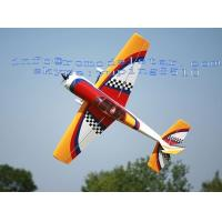 China Flying Wireless Giant Model Airplanes YAK54 150cc With Wood Propeller wholesale