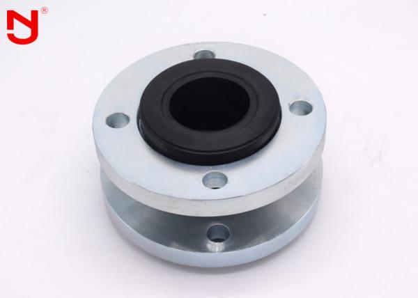 Quality Vulcanized Rubber Expansion Bellows , Rubber Bellows Expansion Joints 120mm for sale