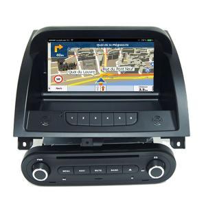 Buy cheap Dans le dispositif audio de Bluetooth de navigation de voiture de MG 3 Android de garages de Morris de joueur de voiture from wholesalers
