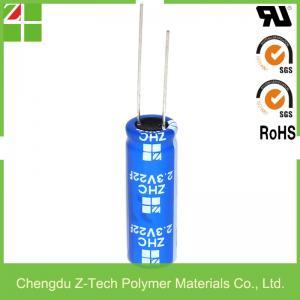 China 22F 2.3V Farad Super Capacitor Electric Duble Layer on sale