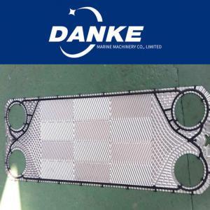 China ALFA LAVAL JWP-26-C80 Marine Heat Exchanger Parts , Titanium Plate Heat Exchanger Gaskets on sale