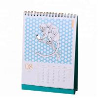 China Photo Frame Custom Photo Perpetual Calendar With Full Color Printing wholesale
