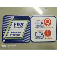 China 2016 FIFA Quality Soft PVC Cup Coaster Cheap Cost wholesale