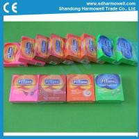 Various type Male Natural latex rubber condom