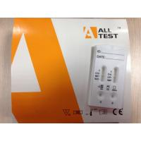 China Easy to Use Multi-Drug Rapid Test Cassette To Detect Saliva with CE Certificate wholesale