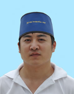 Quality Flexible Lead Rubber X ray Protective Cap for Radiation Protection for sale