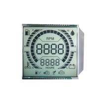 China High Reliability Lcd Display Panel , STN Car Dashboard Mini Lcd Display Screen wholesale