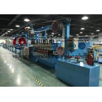 China Fuchuan PVC Extrusion Machine , Wire Insulated And Sheathed Production Line wholesale