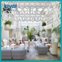 China Luxury Hotel Lobby Furniture , Reception Lobby Furniture Eco - Friendly on sale