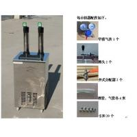 China 134a Refrigerant Draft Beer Cooler With Two Taps , Easy To Install wholesale