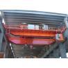 China Grúa de arriba de la viga del doble del EOT del puesto de trabajo con el gancho 5 CE de ~450 toneladas ISO wholesale