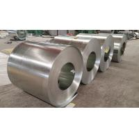 China Hot Dip Galvanized Steel Coil ASTM A653 JIS 3302 EN10143 , Cold Rolled Steel Coil wholesale