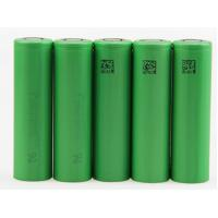 China In stock 100% authentic 30a Discharge current vtc5 18650 lithium battery 2600mah 3.7V wholesale